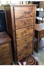 Archbold Furniture Archbold Furniture Fulton (Vintage Cherry) 5 Drawer Lingerie Chest (6446-V)