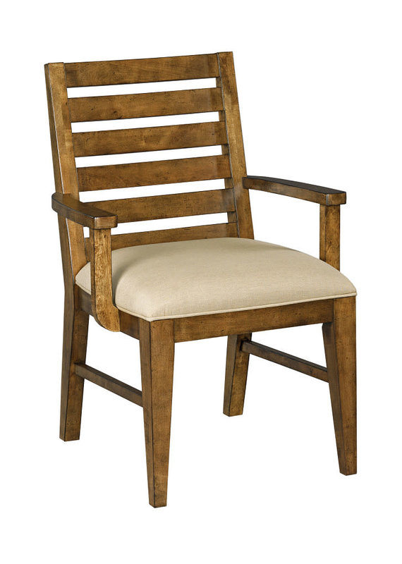 Kincaid Traverse Ladderback Arm Chair