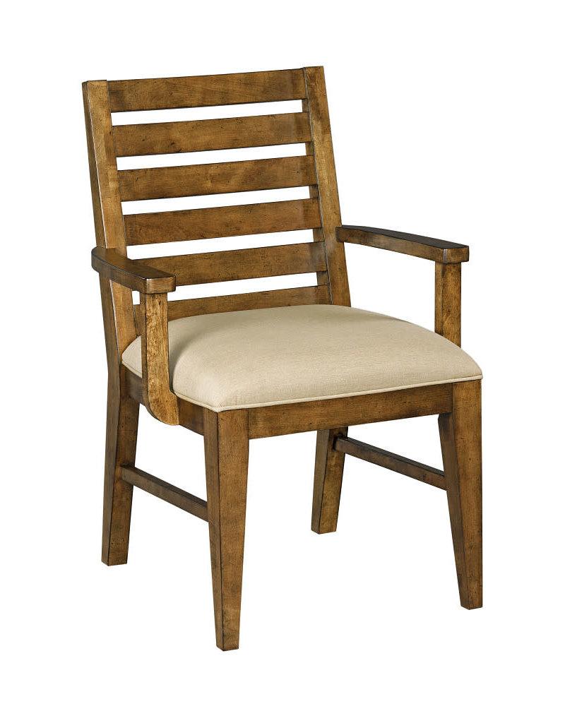 Kincaid Kincaid Traverse Ladderback  Arm Chair (660-637)
