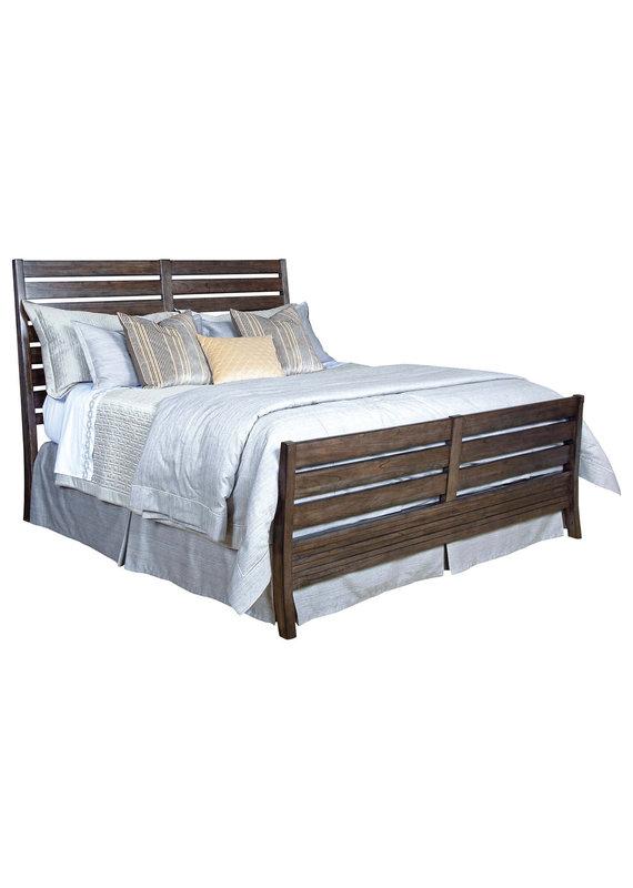 Kincaid Montreat Rake Queen Sleigh Bed