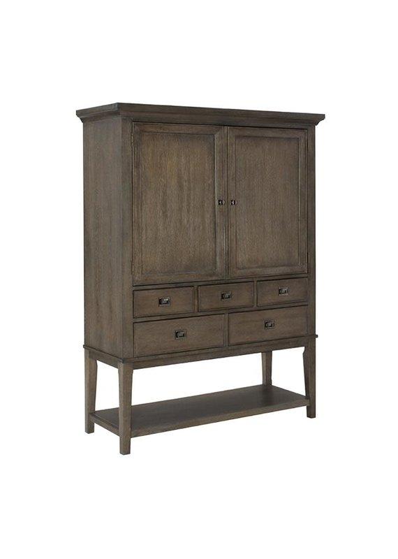 American Drew Park Studio Bar Cabinet