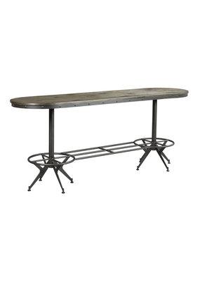 Hammary Hidden Treasures Oval Bar Table