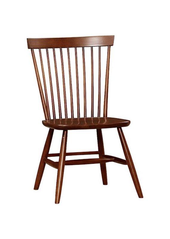 Vaughan Bassett Bonanza Desk Chair (Cherry)