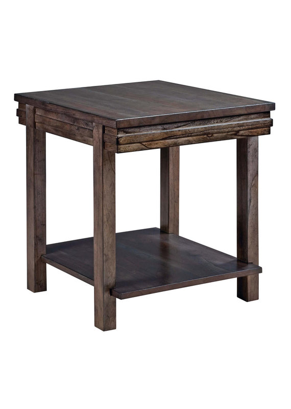 Kincaid Montreat Cantilever End Table