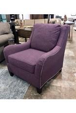 Kincaid Kincaid Emerson Accent Chair (064-00) in Eggplant Purple
