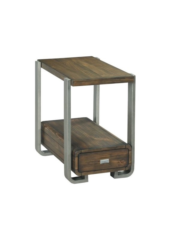 Hammary Bryson Chairside Table