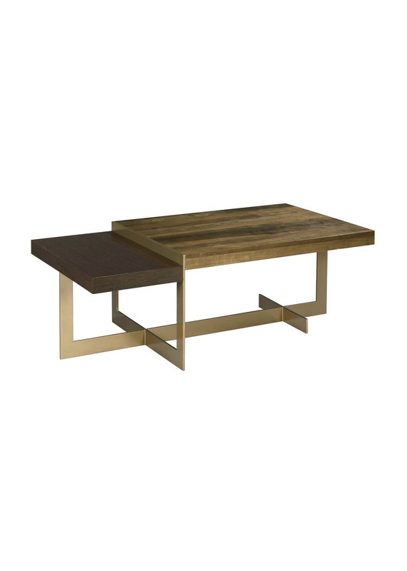 American Drew Modern Organics Ogden Cocktail Table