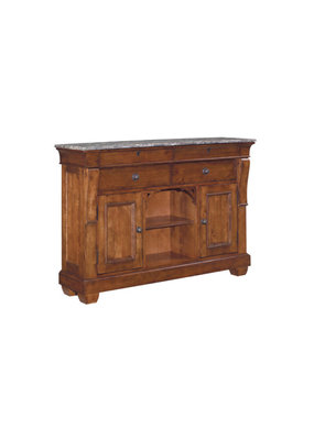 Kincaid Tuscano Sideboard with Marble Top