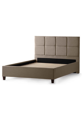 Malouf Malouf Scoresby Complete Upholstered Bed