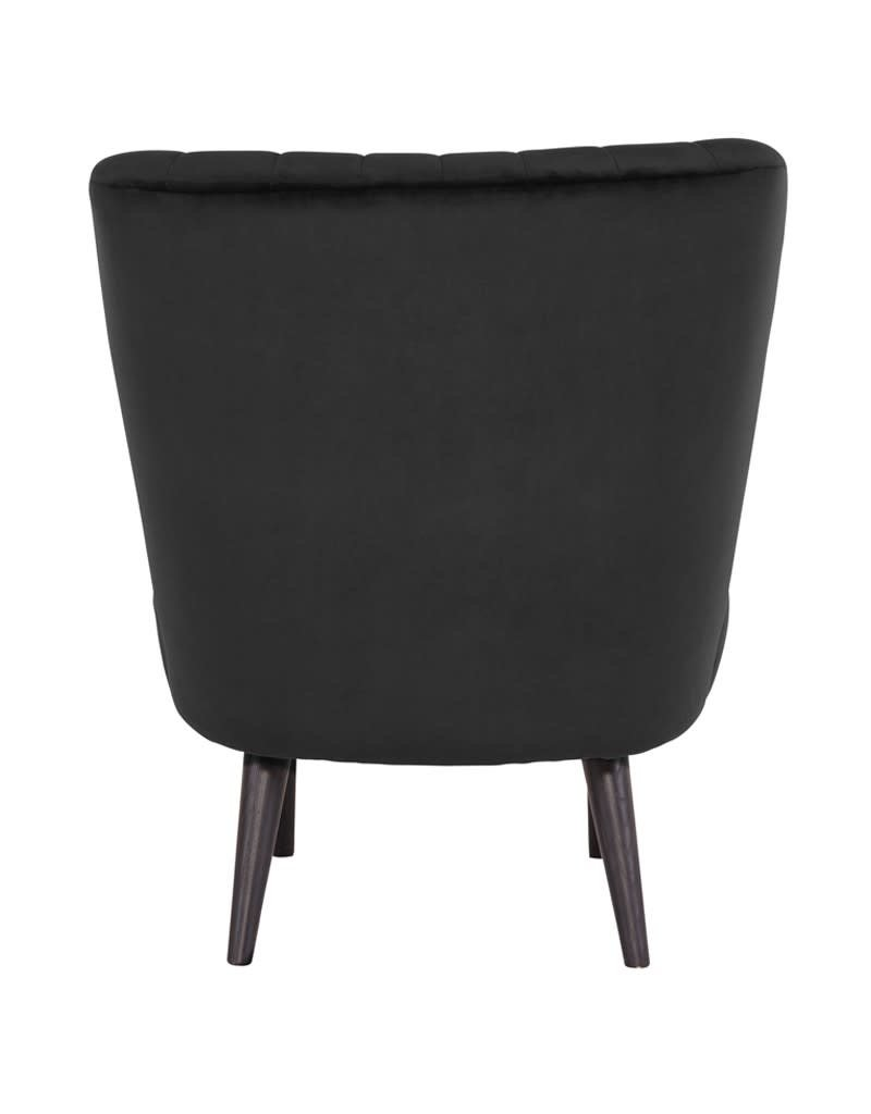 Nuevo Nuevo Alicia Occasoinal Chair in Shadow Gray (HGSC312)