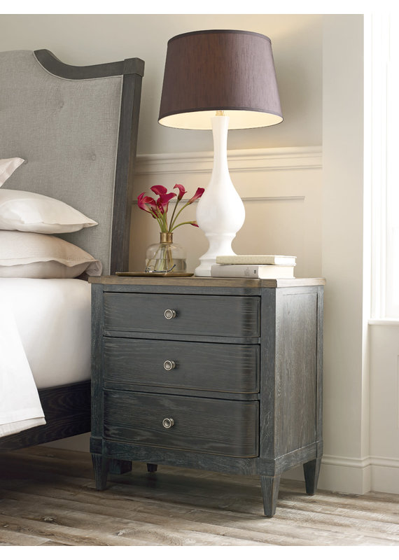American Drew Ardennes 3-drawer Nightstand