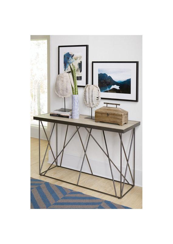 Hammary Rafters Sofa Table