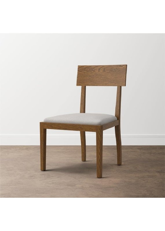 Modern (Caramel Brown) Irvington Side Chair