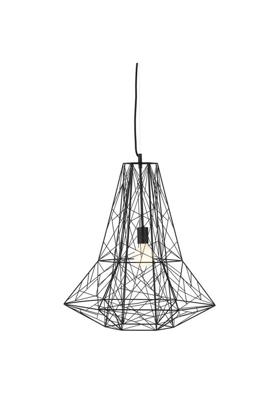Nuevo Apollo Small Pendant in Black