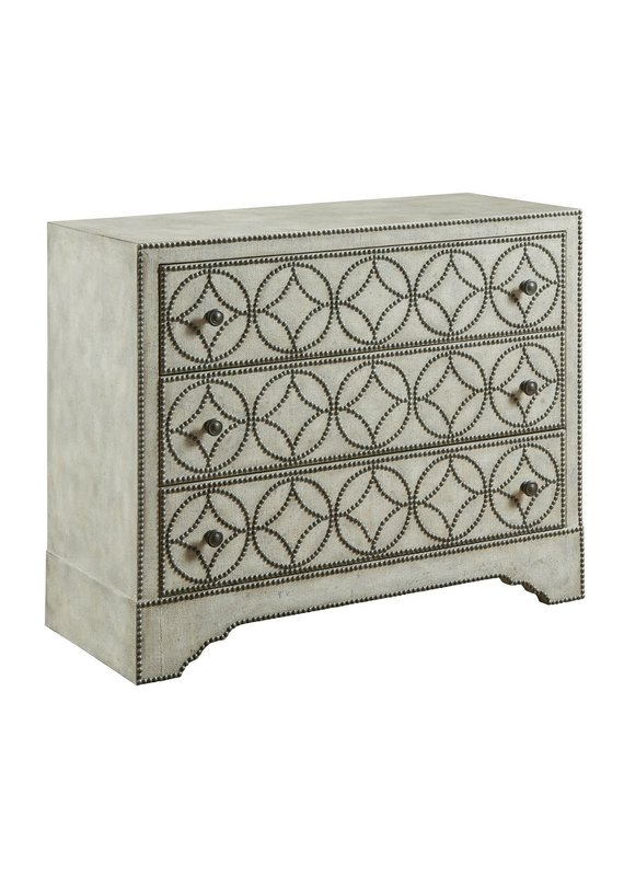 Hammary Upholstered Accent Cabinet