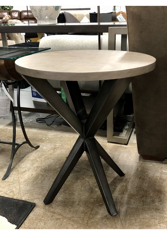Hammary 089-918 Round Chairside Table