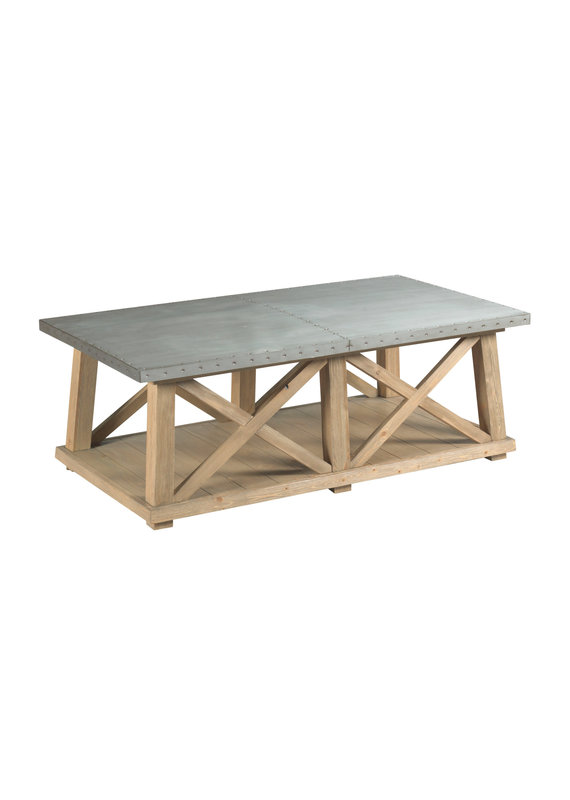 Hammary Truss Cocktail Table