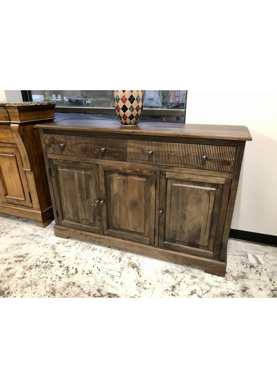 Style N Living Brasilia Sideboard - Smoke Brown