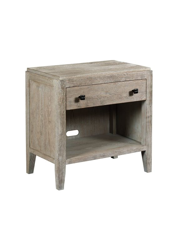 Kincaid Brevard Nightstand in Sandstone