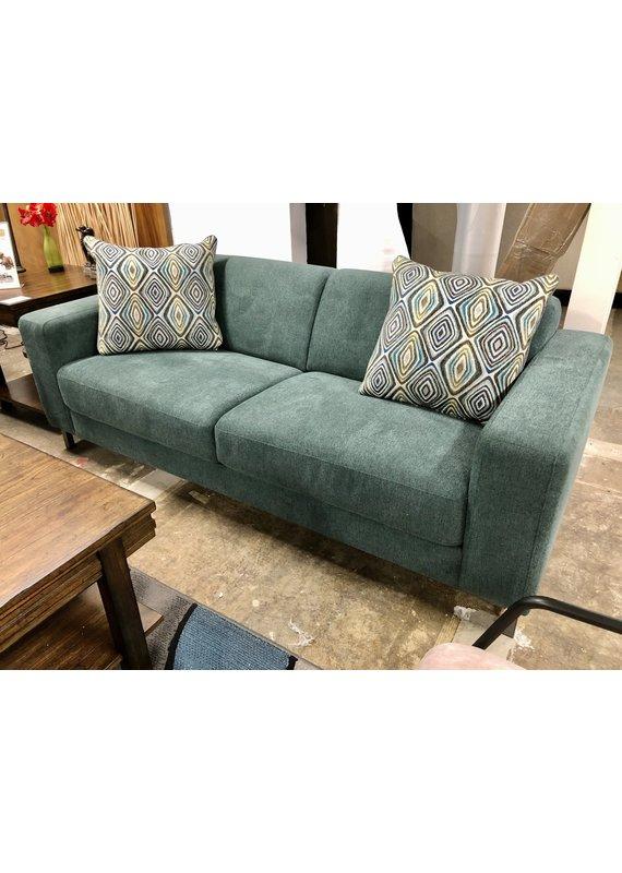 Global Home Global Home Furniture Green Sofa
