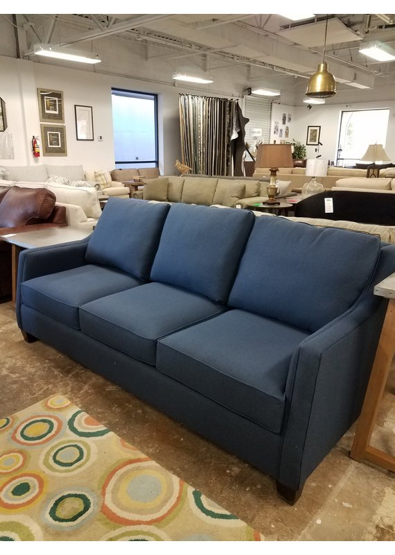 Furnish This Furnish This Orion's Belt Sofa (9623) in Macarena Navy