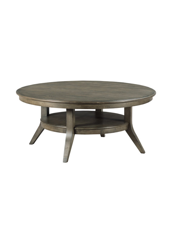 Kincaid Kincaid Cascade Lamont Round Cocktail Table