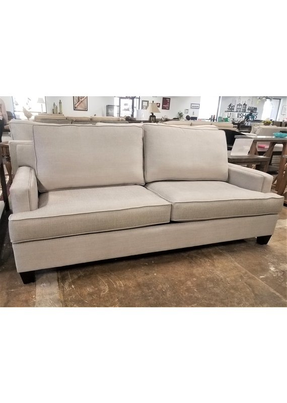 Furnish This Metropolitan Lake Sofa in Westwood Silver