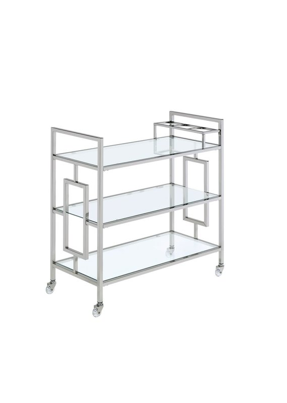 Elements Ezra Serving Cart