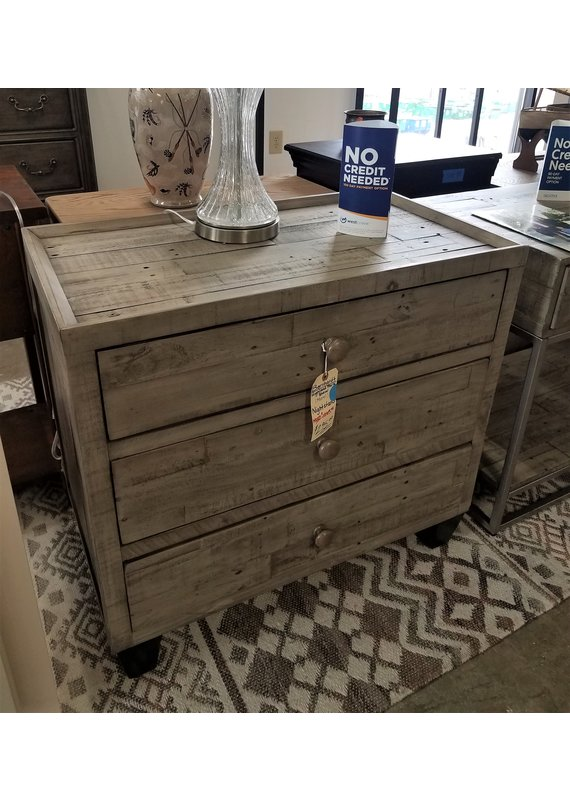 Shaw Nightstand (Morel)