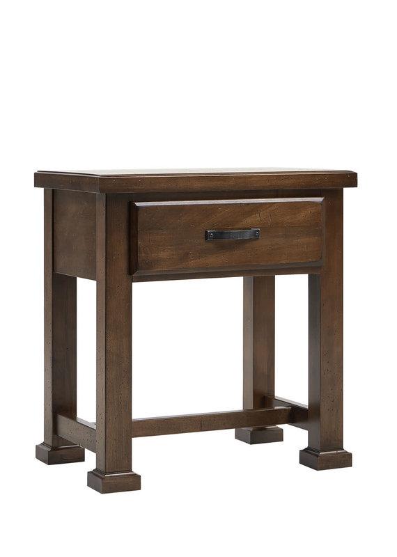Vaughan Bassett Grayson Manor (Latte) 1-Drawer Nightstand