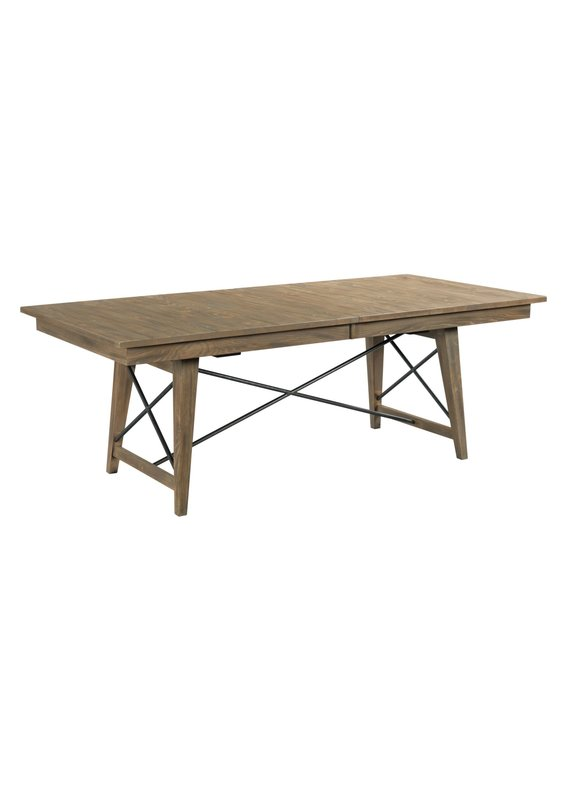 Kincaid Modern Forge Laredo Dining Table