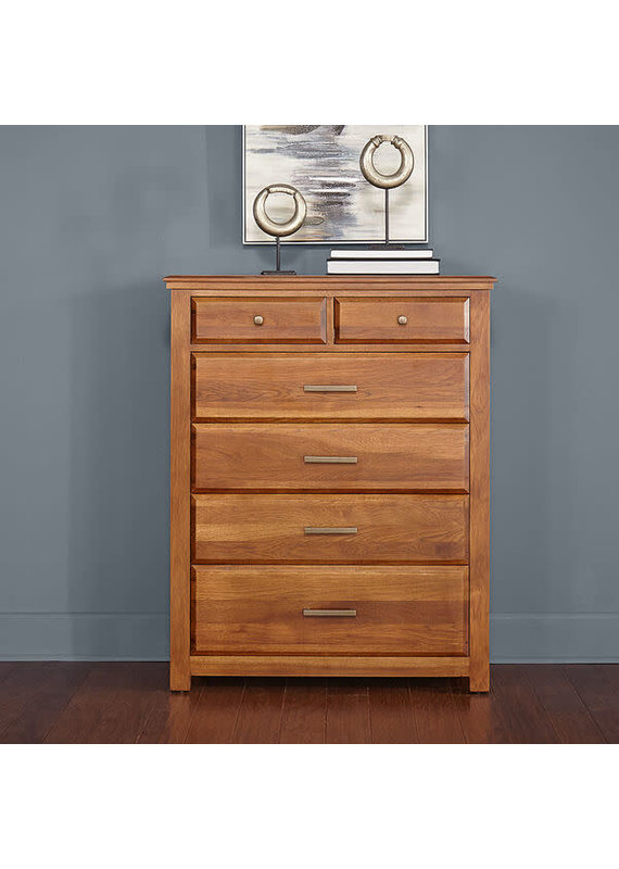 A-America Camas (Warm Hickory) Chest