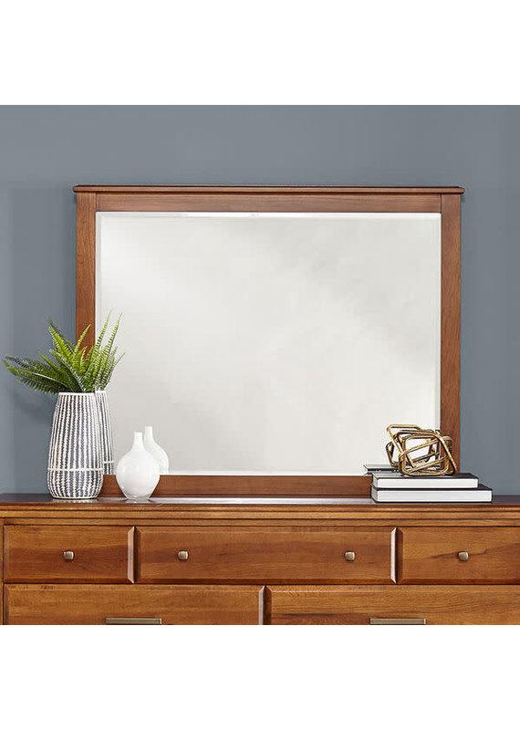 A-America Camas (Warm Hickory) Mirror