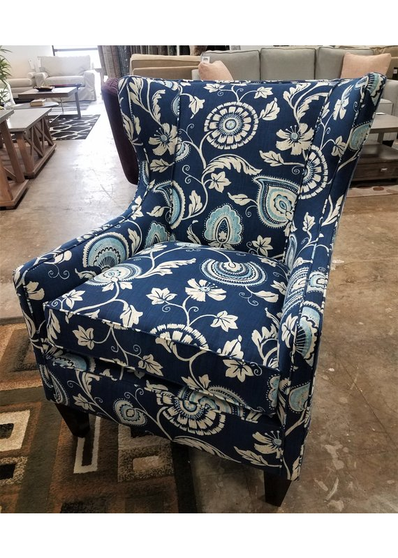 Stone & Leigh Able Wingback Chair