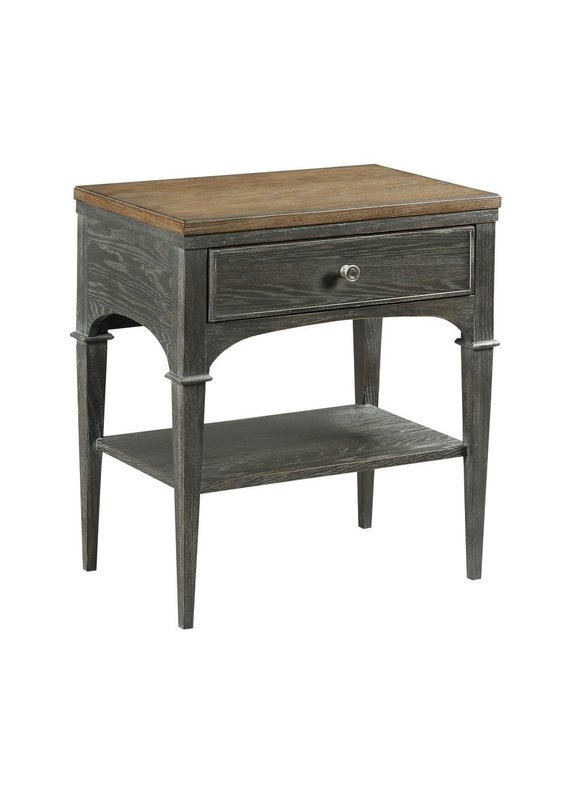 American Drew Ardennes Palladian Bedside Table
