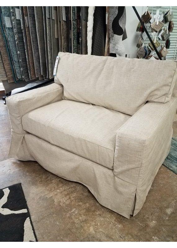 Stone & Leigh Dawson Slipcover Chair and a Half