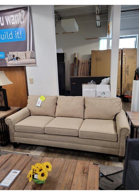 Kincaid Studio Select Sofa in Miles Flax