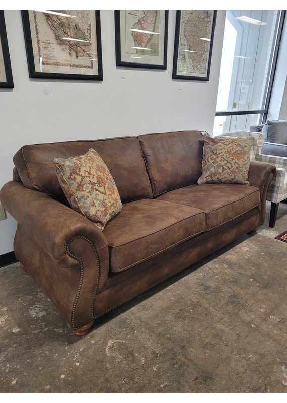Stone & Leigh Laramie Sleeper Sofa in Tobacco