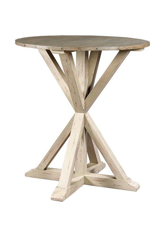 Hammary Reclamation Place Bar Table