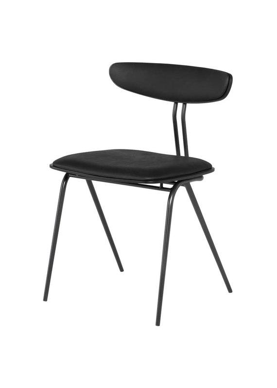 Nuevo Giada Dining Chair in Raven