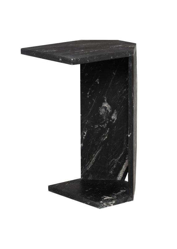 Nuevo Gia Side Table - Nero