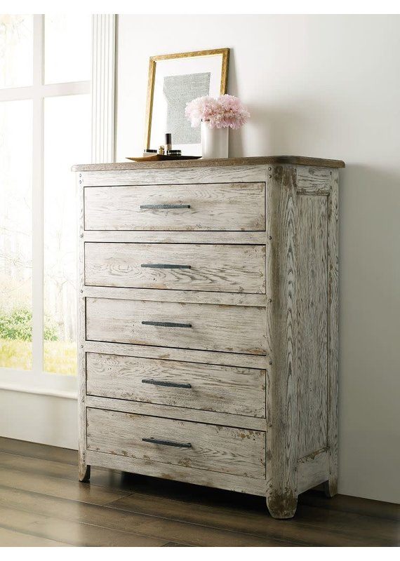 Kincaid Trails Willow Buckley Tall Chest