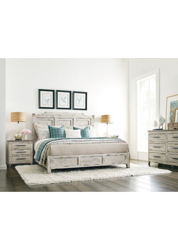 Kincaid Trails Willow Portland Queen Complete Bed