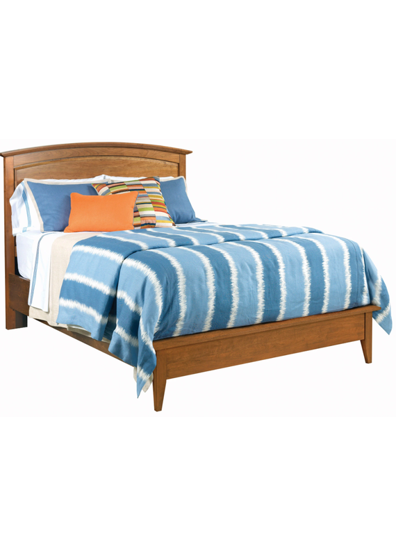 Kincaid Gatherings Honey Arch Queen Complete Bed
