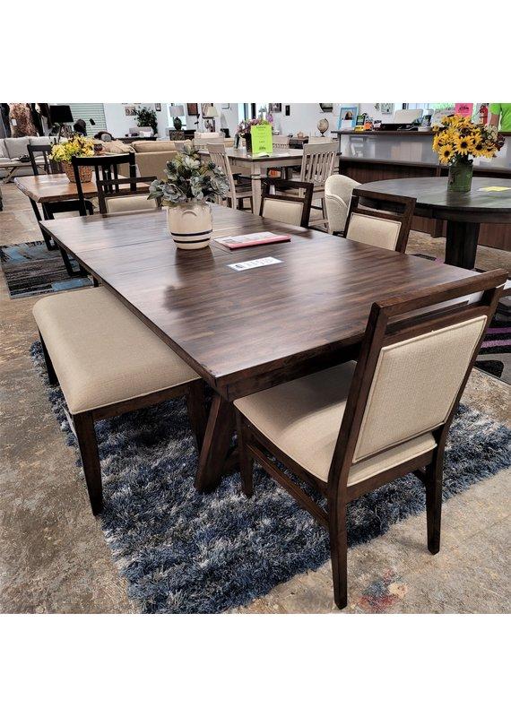 A-America Richmond Trestle Dining Table