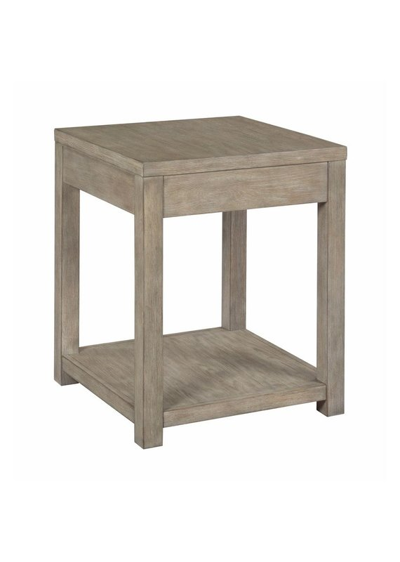 American Drew West End Corner Table