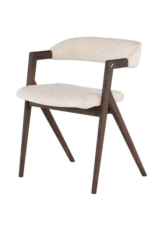 Nuevo Anita Dining Chair in Shell
