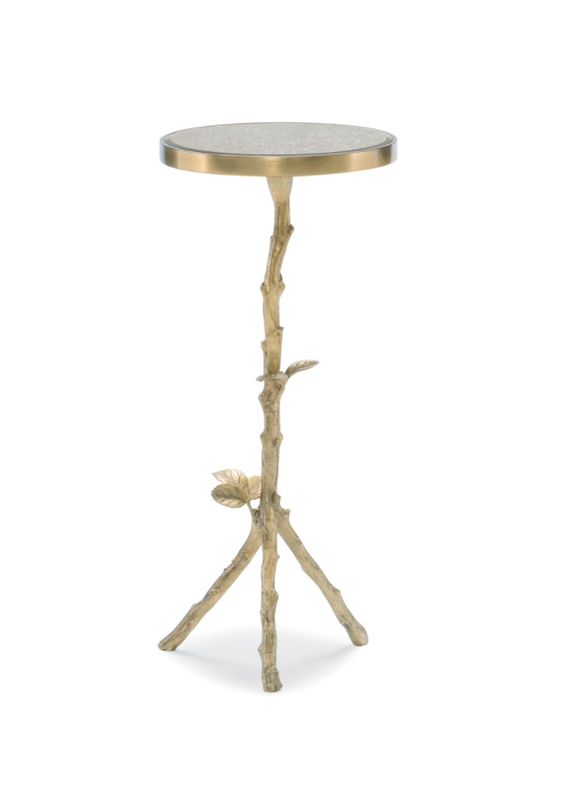 Sticks And Stones Accent Table