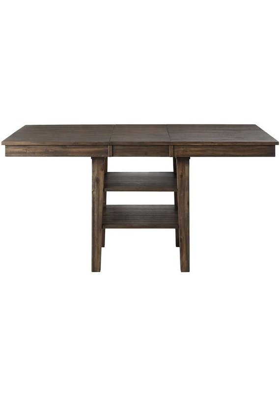 A-America Huron Weathered Russet Gathering Table