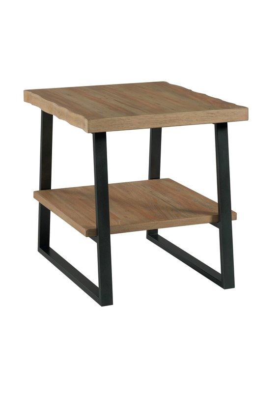 Hammary Montana Rectangular End Table
